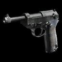 Walther P38 ikona menu waw