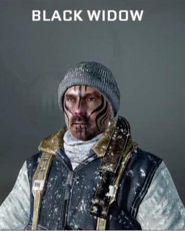 Black Widow Call Of Duty Wiki Fandom