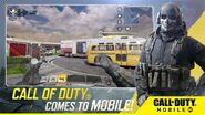 COD Mobile Comes to Mobile