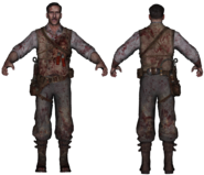Edward Richtofen Origins model BOII