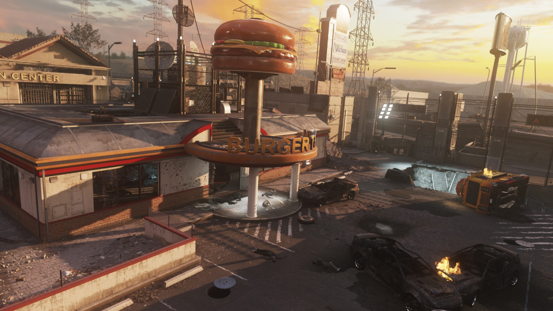 Burger Town | Call of Duty Wiki | FANDOM powered by Wikia