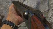Sawed-off Shotgun WWII