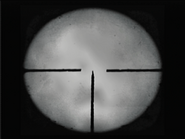 Kar98k sniper scope ADS WaWFF