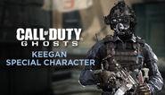 Keegan special character