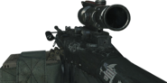 M60E4 ACOG Scope MW3