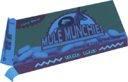 Mule Munchies Box Top IW