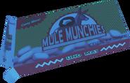 Mule Munchies Box Top IW