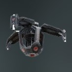 Tracking Drone icon AW