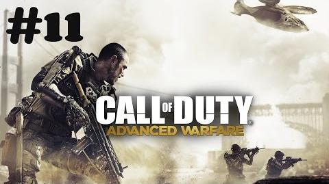 """Call of Duty Advanced Warfare"" walkthrough (Veteran difficulty) Mission 11 Collapse"