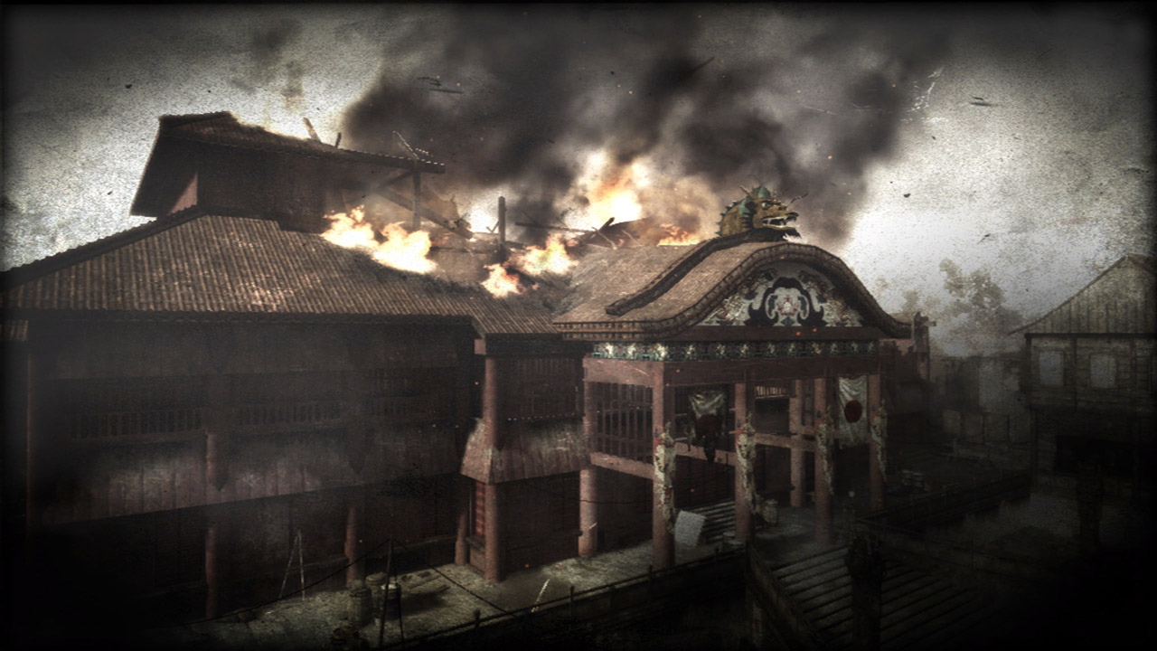 Courtyard world at war call of duty wiki fandom powered by wikia courtyard gumiabroncs Images