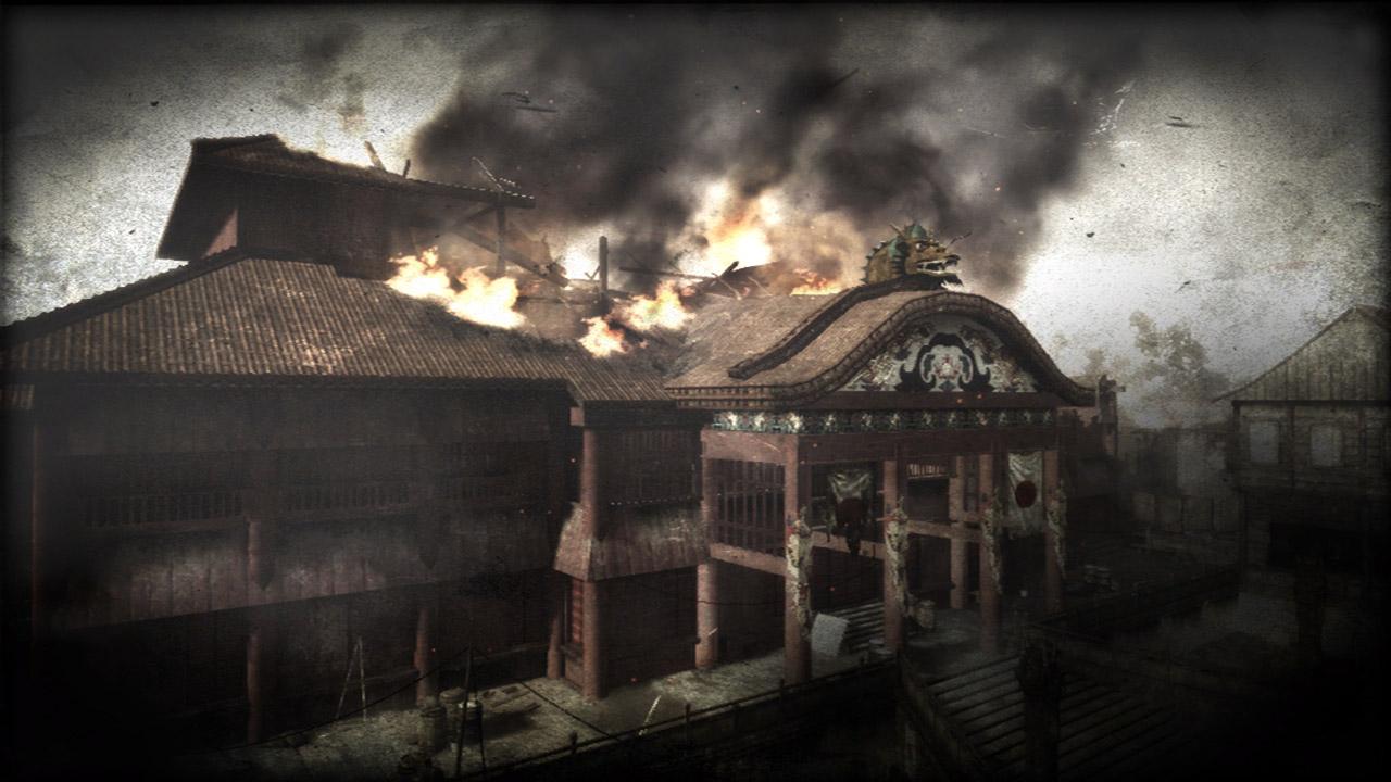 Courtyard (World at War) | Call of Duty Wiki | FANDOM ...