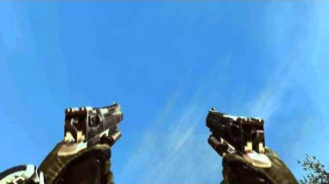 Desert Eagle Akimbo Demonstration - Modern Warfare 2