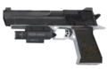Desert Eagle Third Person MW2