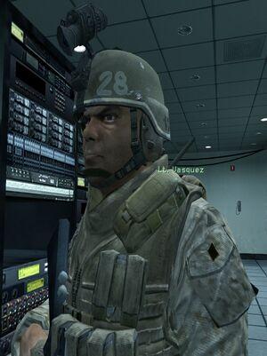 Lt Vasquez