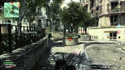 Call Of Duty Modern Warfare 3 Team Defender Gameplay