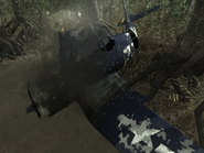 Crashed Corsair WAW