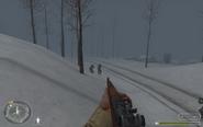 Festung Recogne corner soldiers CoD1