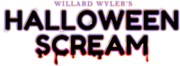 Halloween Scream Logo IW