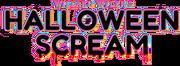 Halloween Scream Logo IW