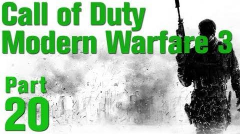 Modern Warfare 3 Walkthrough - Blood Brothers (1 of 2)