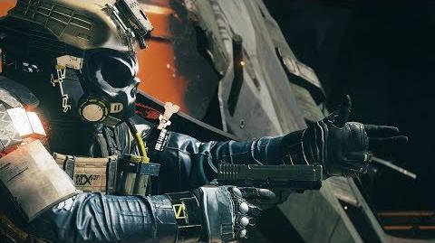 Official Call of Duty® Infinite Warfare - Willard Wyler's Halloween Scream