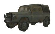 UAZ-469 covered model CoD4