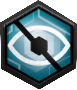 Blind Eye Menu Icon IW