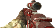 Commando ACOG Red BO