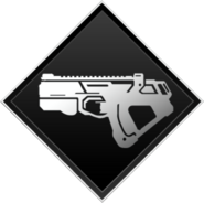 Gun Game Icon IW