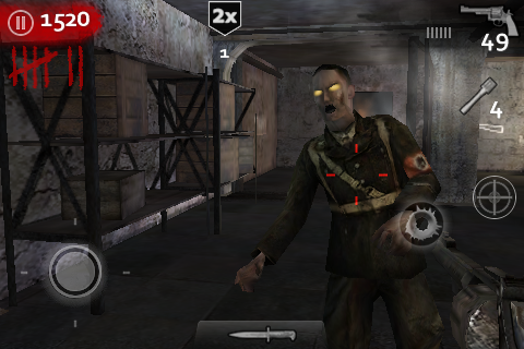 Nazi Zombies Portable Android