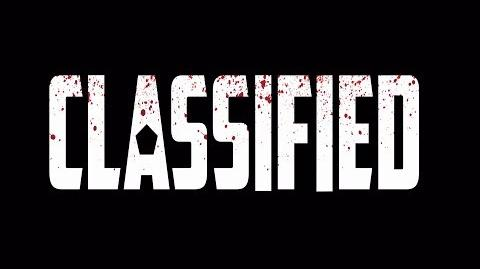 "Official Call of Duty® Black Ops 4 – ""Classified"" Zombies Experience Intro"