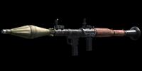 RPG-7 menu icon BOII