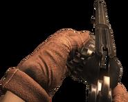 Remington New Model Army reloading BOII