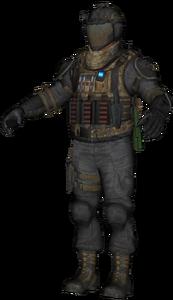 SDC Shotgun model BOII
