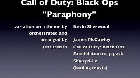 Shangri-La loading screen nazi zombies Kevin Sherwood Call of Duty Black Ops