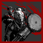 The Bakers Dozen Massacre trophy icon WWII