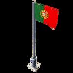 Flag 25 Portugal menu icon CoDH