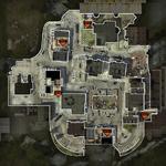 Headquarters Map Fallen MW3