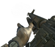 M16A4 Grenade Launcher 2 MW3