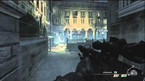 MW3 - Intel Locations - Eye Of The Storm - Mission 11 - Scout Leader Achievement Trophy guide