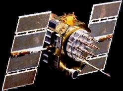Orbital VSAT Menu Icon BOII