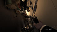 Plane in zero gravity Turbulence MW3
