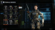Rogue Body Female BO3
