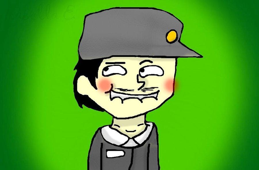Takeo Rape face