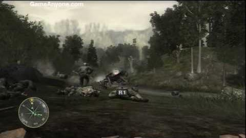 Call of Duty 3 HD - The Forest 3 3