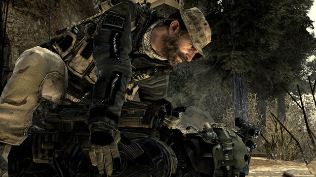 File:Call of Duty Modern Warfare 3 Wallpapers Just like old time.jpg