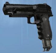Desert Eagle Extended Mag model CoDO