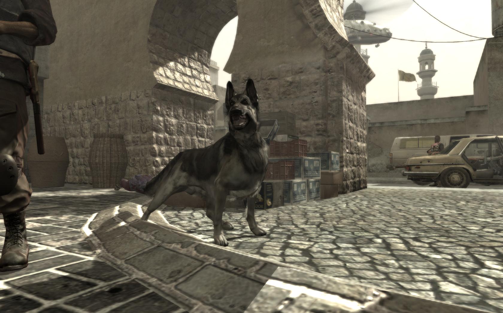 Dog (animal) | Call of Duty Wiki | FANDOM powered by Wikia