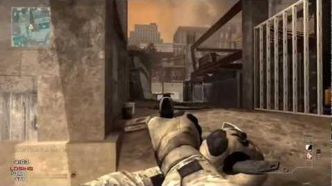 Modern Warfare 3 One in the Chamber - P99 Gameplay!
