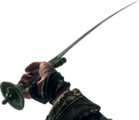 Sword Old Wounds BOII